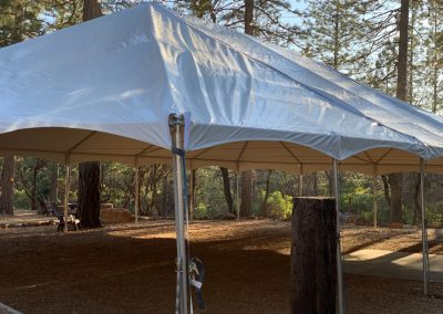 Chico Party Rentals Tent 7