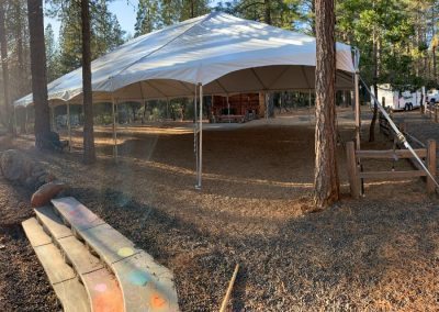 Chico Party Rentals Tent 5