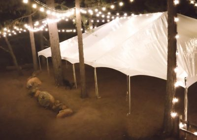 Chico Party Rentals Tent 3