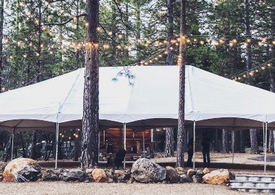Chico Party Rentals Tent 4